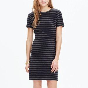 Madewell Striped Upstage Dress